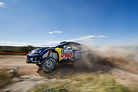 09 Volkswagen Motorsport II, Mikkelsen Andreas, Floene Ola, Volkswagen Polo Wrc, Action during the 2015 WRC World Rally Car Championship, Rally Argentina from April 23th to 26th, at Villa Carlos Paz. Photo Bastien Baudin / DPPI.