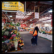 Popular with the locals, the year round Jean Talon open air farmers' market is located in the Little Italy district.