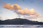 Evening and dusk sets over Doughboy Bay, The Southern Circuit, Stewart Island / Rakiura, New Zealand Ⓒ Davis Ulands | davisulands.com