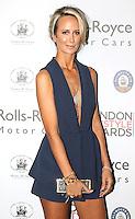 Lady Victoria Hervey, London Lifestyle Awards, Lancaster London Hotel UK, 03 October 2016, Photo by Richard Goldschmidt
