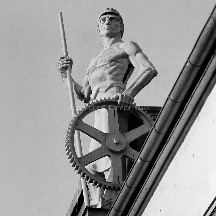 Kip na Nebotičniku