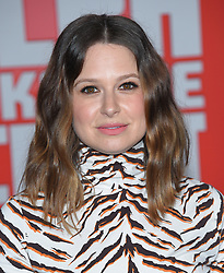 November 5, 2018 - Hollywood, California, U.S. - Katie Lowes arrives for the 'Ralph Breaks the Internet' World Premiere at the El Capitan theater. (Credit Image: © Lisa O'Connor/ZUMA Wire)