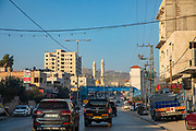 Palestinian town in the West bank under the control of the Palestinian Authority, Palestine