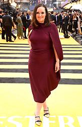 Deborah Frances White attending the Yesterday UK Premiere held in London, UK.