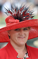 CLARE BALDING at Day 1 of the 2013 Royal Ascot Racing Festival at Ascot Racecourse, Ascot, Berkshire on 18th June 2013.