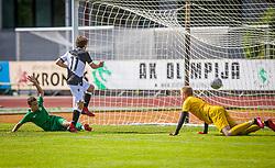 NK Olimpija Ljubljana vs. Udinese Calcio during the Open Cup 2021. , on 12.06.2021 in ZAK Stadium, Ljubljana, Slovenia. Photo by Urban Meglič / Sportida