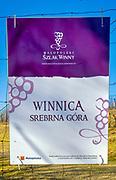 Winnica Srebrna Góra położona jest w Krakowie, u stóp klasztoru O.O. Kamedułów na Bielanach. Jest jedną z największych winnic w Polsce, malowniczo położoną w dolinie Wisły. Obejmuje obszar 28 ha i składa się z dwóch części położonych na Bielanach oraz w pobliskich <br /> Przegorzałach.