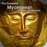 Mycenaean Art - Pictures of Mycenaean Frescoes, & Pottery. Photos & Images.