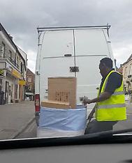 Fragile Parcel Delivery