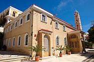 The Greek Orthodox Metropolitan Cathedral of the Metamorphosis,  Ermoupolis, Syros Island [ ????? ] , Greek Cyclades Islands