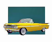 The convertible tends to make us imagine the open road. It also brings to mind going fast on an absolutely perfect spring or summer day. As you appreciate the history behind this 1959 classic from Chevrolet, you will also no doubt travel back to a simpler time in your life .<br />