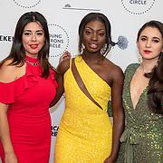 NLD/Amsterdam/20190628 - inloop International Young Patrons Gala 2019, ......, ............ en turkse zangeres Karsu Donmez