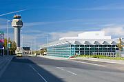 Anchorage Rental Car Center, TSAIA