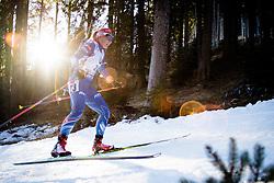Lucie Charvatova (CZE) during Women 12.5 km Mass Start at day 4 of IBU Biathlon World Cup 2015/16 Pokljuka, on December 20, 2015 in Rudno polje, Pokljuka, Slovenia. Photo by Ziga Zupan / Sportida