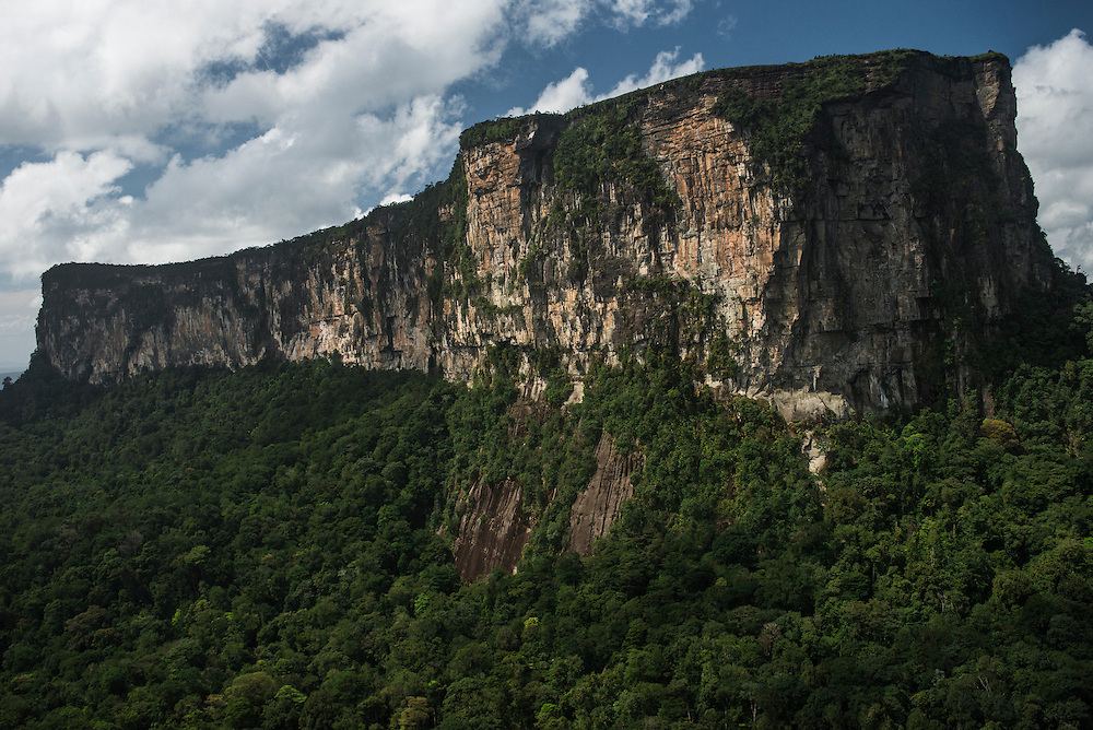 Ayangaik Mountain<br /> Pakaraima Mountains<br /> GUYANA<br /> South America