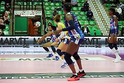 IMOCO VOLLEY CONEGLIANO - SAUGELLA MONZA<br /> PALLAVOLO CAMPIONATO ITALIANO VOLLEY SERIE A1-F 2020-2021<br /> VILLORBA (TV) 24-10-2020<br /> FOTO FILIPPO RUBIN / LVF