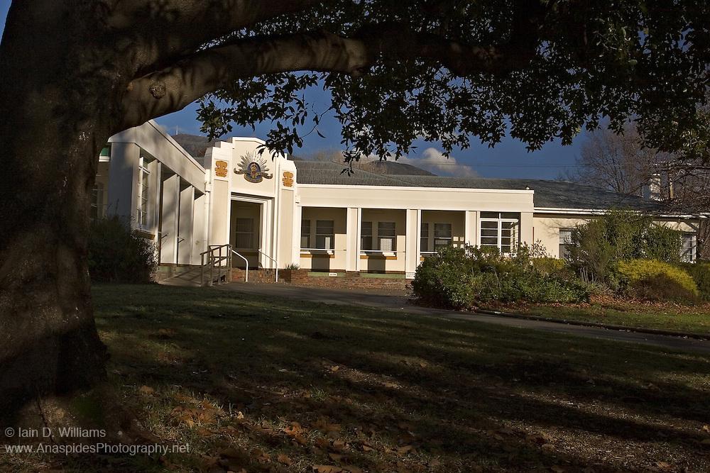 Veteran's Hospital, Hobart Tasmania