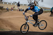 #700 (TORRES Marion) FRA at Round 3 of the 2020 UCI BMX Supercross World Cup in Bathurst, Australia.