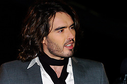 Russell Brand at Celebrity Big Brother, Elstree Television Studios, Borehamwood, Herts, Great Britain<br /> 20th January 2006<br /> <br /> Russell Brand <br /> <br /> Photograph by Elliott Franks