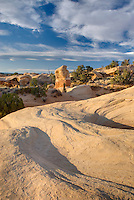 Slickrock domes of Devils Garden, Grand Staircase Escalante National Monument Utah