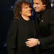 NLD/Utrecht/20060319 - Gala van het Nederlandse lied 2006, Marco Borsato en Ricardo Cocciante