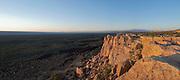 El Malpais NP, Sandstone Cliffs, NM