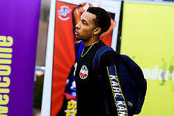 Gentry Thomas of Bristol Flyers arrives at SGS Wise Arena prior to kick off - Photo mandatory by-line: Ryan Hiscott/JMP - 17/01/2020 - BASKETBALL - SGS Wise Arena - Bristol, England - Bristol Flyers v London City Royals - British Basketball League Championship