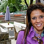 NLD/Oudekerk a/d Amstel/20080618 - Boekpresentatie Vivianne Ewbank, Leontien van Moorsel
