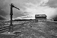 Railroad Yard, Ely, NV