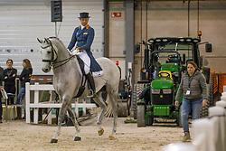 Minderhoud Hans Peter, NED, Zanardi<br /> Indoor Brabant 2018<br /> © Sharon Vandeput<br /> 9/03/18