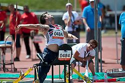 STEPHENS Nathan, GBR, Javelin, F57/58, 2013 IPC Athletics World Championships, Lyon, France