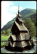 18: GENERAL BORGUND STAVE CHURCH