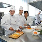 Catering students , Astana , Kazakhstan