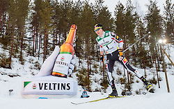 01.03.2017, Lahti, FIN, FIS Weltmeisterschaften Ski Nordisch, Lahti 2017, Nordische Kombination, Langlauf, im Bild Mario Seidl (AUT) // Mario Seidl of Austria during Crosss Country competition of Nordic Combined of FIS Nordic Ski World Championships 2017. Lahti, Finland on 2017/03/01. EXPA Pictures © 2017, PhotoCredit: EXPA/ JFK