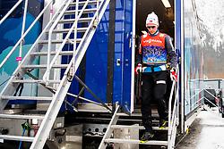 January 2, 2018 - Oberstdorf, GERMANY - 180102 Didrik TÂ¿nseth of Norway after a training session during Tour de Ski on January 2, 2018 in Oberstdorf..Photo: Jon Olav Nesvold / BILDBYRN / kod JE / 160116 (Credit Image: © Jon Olav Nesvold/Bildbyran via ZUMA Wire)