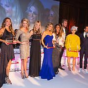 NLD/Amsterdam/20130923 - Grazia Red Carpet Awards 2013, Yolanthe Cabau van Kasbergen, Hilmar Mulder, Georgina Verbaan, Hadewych Minis, Danie Bles, Jim Bakkum, Victoria Koblenko