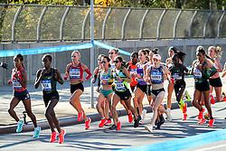 NYRR TCS New York City Marathon 2018, Flanagan, Gudeta, Weightman, Tusa, Linden, Kieffer, Charboneau, Daska, Cheruiyot