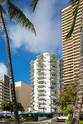 Circle Hotel, Waikiki, Oahu, Hawaii