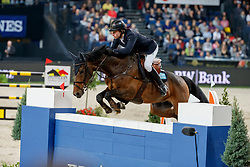 Lindelow Douglas, SWE, Zacramento<br /> Stuttgart German Masters 2017<br /> © Hippo Foto - Stefan Lafrentz