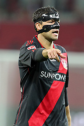 05.11.2011,  BayArena, Leverkusen, GER, 1.FBL, Bayer 04 Leverkusen vs Hamburger SV, im Bild.Michael Ballack (Leverkusen #13)..// during the 1.FBL, Bayer Leverkusen vs Hamburger SV on 2011/11/05, BayArena, Leverkusen, Germany. EXPA Pictures © 2011, PhotoCredit: EXPA/ nph/  Mueller       ****** out of GER / CRO  / BEL ******