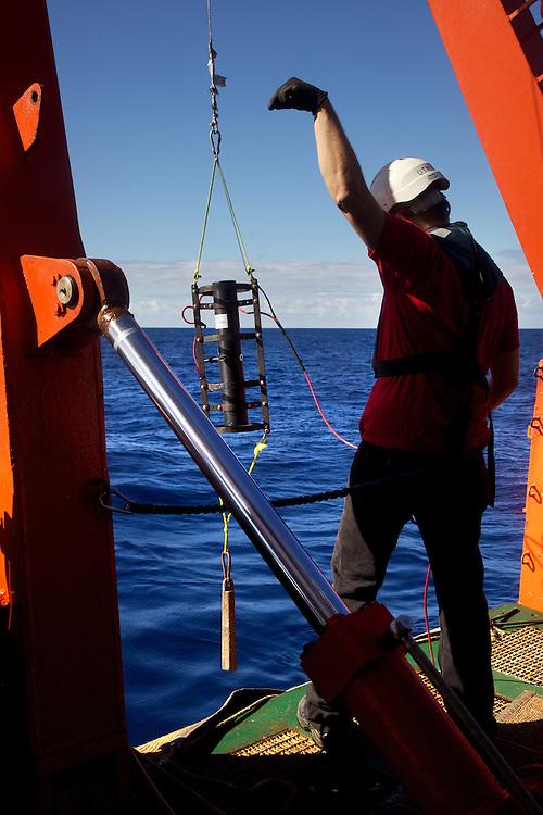 Expedición Malaspina 2010.Imágenes del Leg 5 entre Auckland y Honolulu..© JOAN COSTA