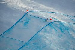 28.12.2018, Stelvio, Bormio, ITA, FIS Weltcup Ski Alpin, Abfahrt, Herren, im Bild übersicht auf die Piste Stelvio // Overview in action during his run in the men's Downhill of FIS ski alpine world cup at the Stelvio in Bormio, Italy on 2018/12/28. EXPA Pictures © 2018, PhotoCredit: EXPA/ Johann Groder