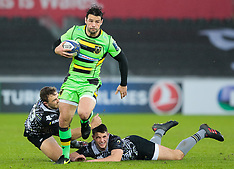 2017-12-17 Ospreys v Northampton Saints