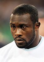 Fotball<br /> Tyskland v Elfenbenskysten<br /> Foto: Witters/Digitalsport<br /> NORWAY ONLY<br /> <br /> 18.11.2009<br /> <br /> Aristide Zogbo<br /> Fussball Elfenbeinkueste