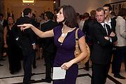 JERRI JARMEH; ( AMIKA ), The London Bar and Club awards. Intercontinental Hotel. Park Lane, London. 6 June 2011. <br /> <br />  , -DO NOT ARCHIVE-© Copyright Photograph by Dafydd Jones. 248 Clapham Rd. London SW9 0PZ. Tel 0207 820 0771. www.dafjones.com.