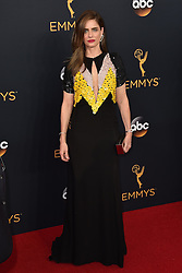 Amanda Peet attends the 68th Annual Primetime Emmy Awards at Microsoft Theater on September 18, 2016 in Los Angeles, CA, USA. Photo by Lionel Hahn/ABACAPRESS.COM