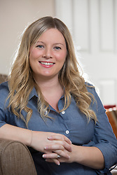 Pamela Butchart, is writing the new Secret Seven books. She writes in a shed in her garden.