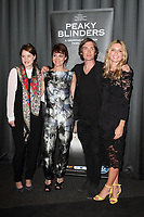 Sophie Rundle_Helen McCrory_Annabelle Wallis  at the Gala Screening of 'Peaky Blinders' at the BFI South Bank, London - August 21st 2013, Photo by Brian jordan /Retna Pictures