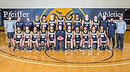 Men's and Women's Basketball Portraits