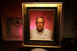 01 June 2010. New Orleans, Louisiana, USA.  <br /> Lt General Russel Honore, 'The Rajin Cajun' shot on set for Spike Lee's latest movie,  'If God is Willing and da Creek Don't Rise.'<br /> Photo ©; Charlie Varley/varleypix.com.